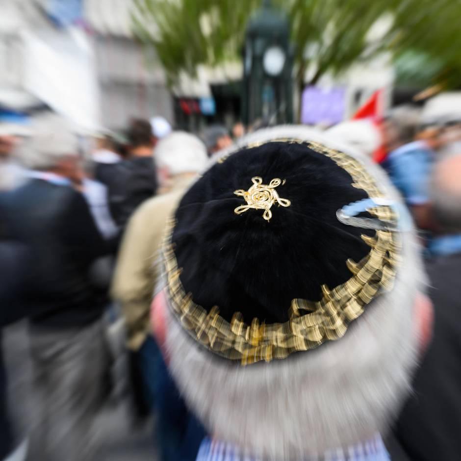 Juden in Deutschland fürchten, dass ihre Kinder hier ohne Zukunft sind