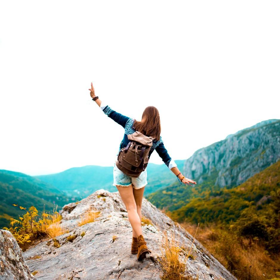 Studie enthüllt: Zwei Stunden in der Natur machen glücklich und halten gesund - allerdings hat die Sache einen Haken