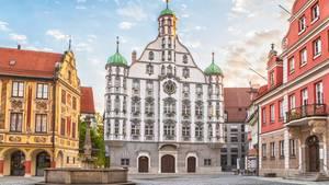Rathaus von Memmingen