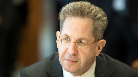 """Ex-Verfassungsschutzchef und """"Werte-Union""""-Mitglied Hans-Georg Maaßen"""