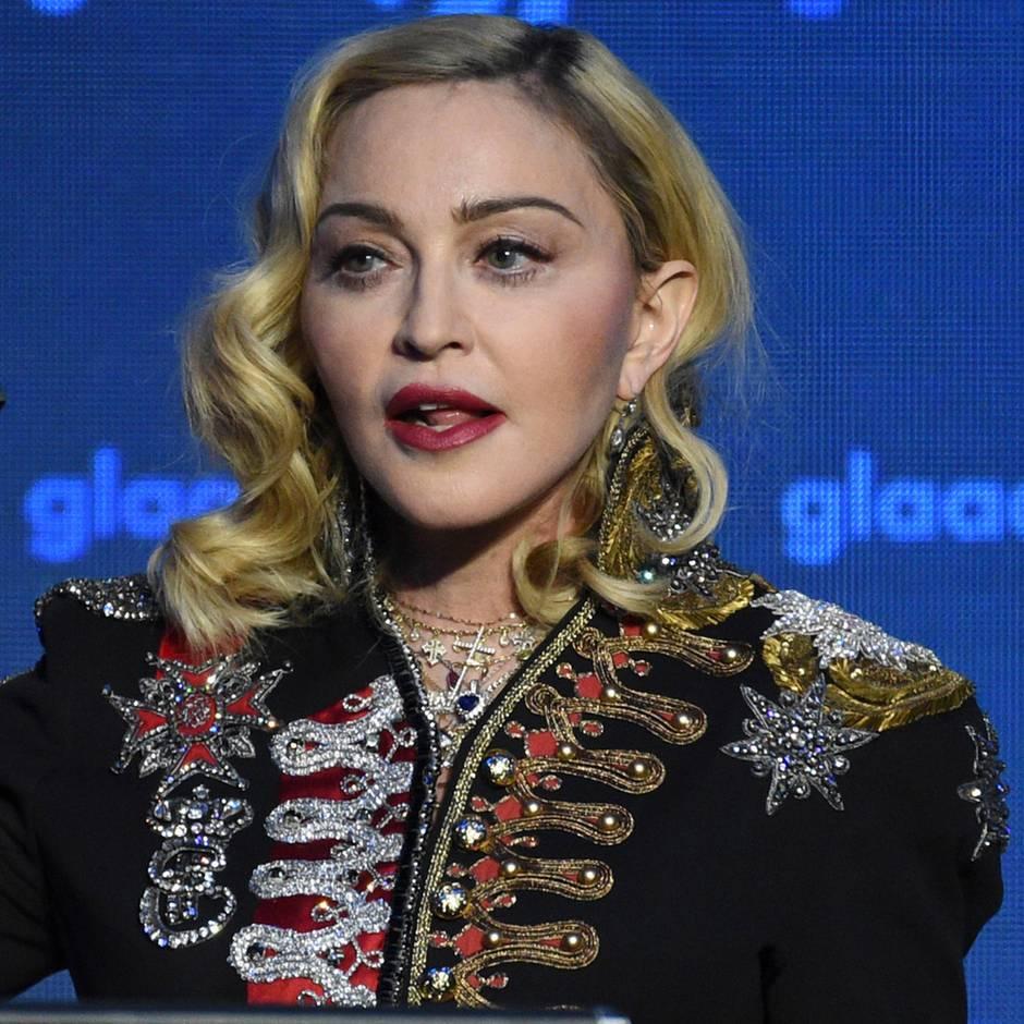 "Social-Media-Kritik : Madonna: ""Instagram versaut den Menschen das Leben"""