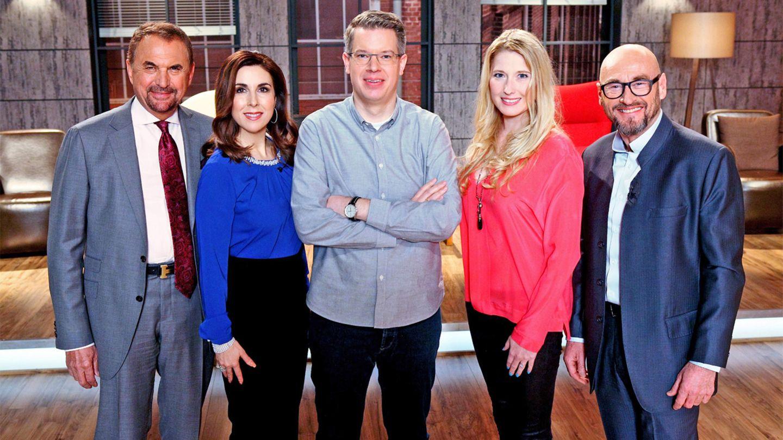 Die DHDL-Jury von 2015