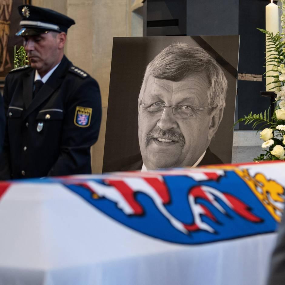 Toter Regierungspräsident: Festnahme im Mordfall Lübcke – so kam die Polizei dem Verdächtigen auf die Spur