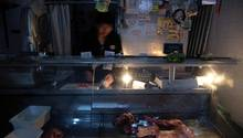 Stromausfall in Südamerika: Schlachter in Buenos Aires