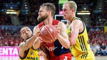 Basketball Bayern vs Alba