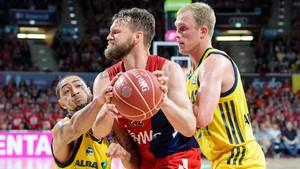 Basketball Bayern vs Alba