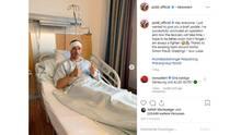 Vip News: Lukas Podolski musste operiert werden