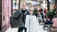 """Cheyenne Ochsenknecht bei """"Promi Shopping Queen"""""""