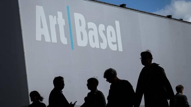 Die Art Basel zog am Wochenende knapp HunderttausendBesucher an, für Schlagzeilen sorgte aber ein dreijähriges Mädchen