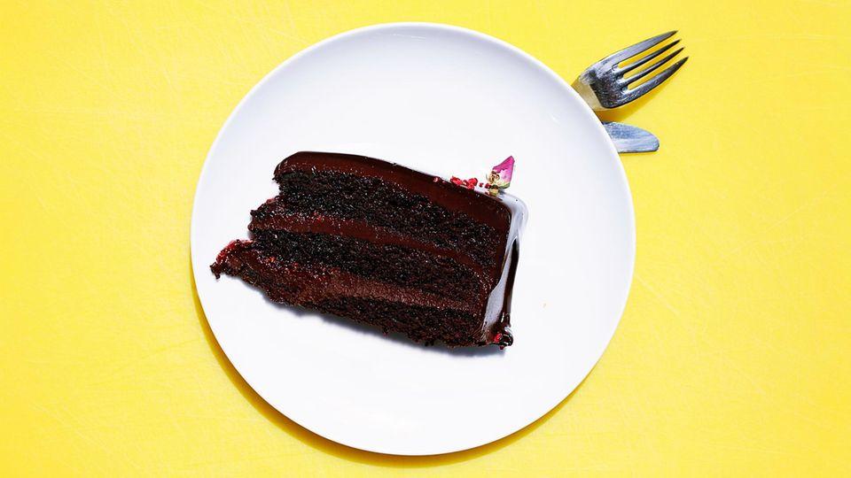 Geburtstagskuchen ist etwas Feines – da ist letztlich auch ganz egal, wie er aussieht.