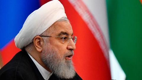 Irans Präsident Hassan Ruhani