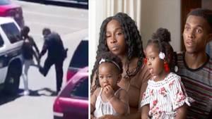 Wegen gestohlener Puppe: Polizisten bedrohen Familie mit Waffen