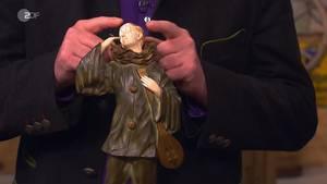 Bare für Rares: Harlekin-Statue
