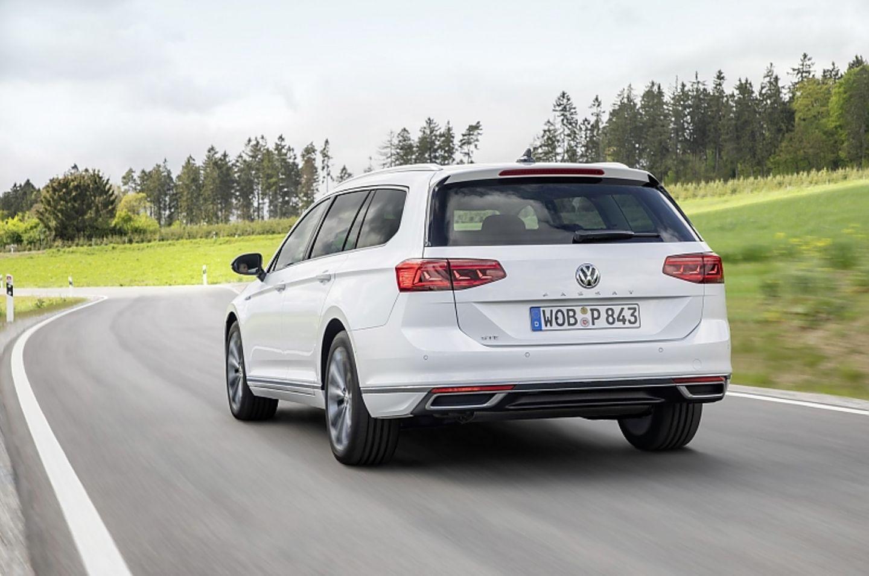 Der VW Passat Variant GTE kostet 45.810 Euro