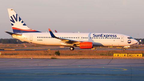 Ferienflieger Sun Express