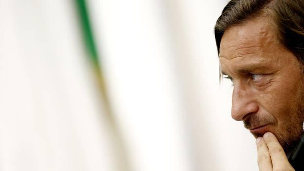 sport kompakt francesco totti verlässt den as rom