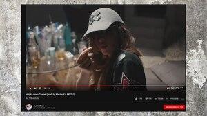 "Ibiza: Rapperin Haiyti dreht Musikvideo in ""Strache-Villa"""