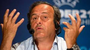 Der frühere Uefa-Präsident Michel Platini