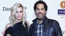 Jasmin und Adel Tawil bei der Echo-Verleihung 201o
