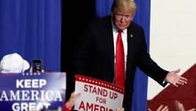 Donald Trump - keep America great