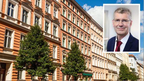 Sebastian Bartels, stellvertretender Geschäftsführer Berliner Mieterverein