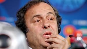 Michel Platini wurde in Frankreich festgenommen