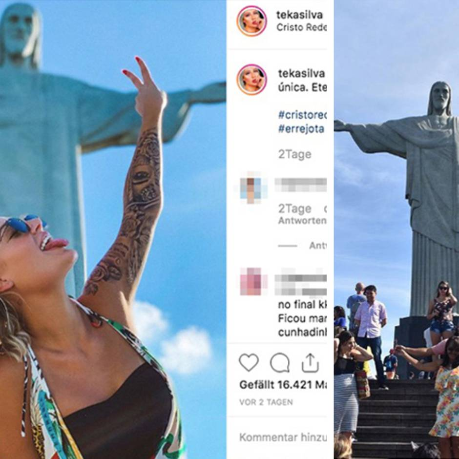 """Social Media: Urlaubsfotos ganz ohne Filter: Neun beliebte Reiseziele im """"Instagram vs. Realität""""-Vergleich"""