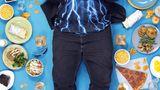 Isaiah Dedrick. Long Beach, Kanada,16 Jahre alt  Isaiah wuchs bei seiner Mutter und Großmutter auf, die den größten Teil des Kochens zu Hause erledigt. Sein Lieblingsessen ist Orangen-Hühnchen und gebratener Reis. Er liebt den Geruch von Bratäpfeln mit Zimt.