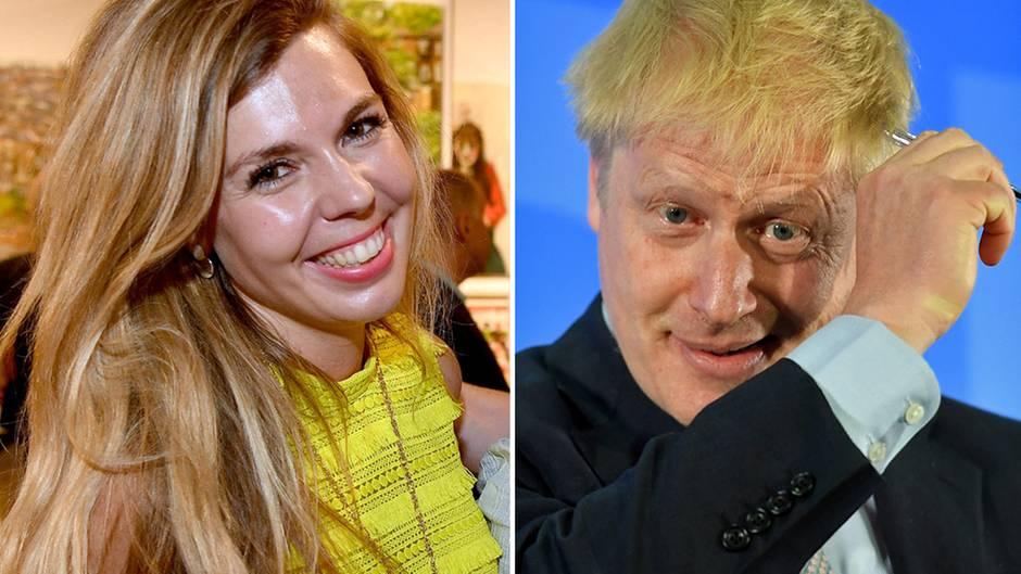Carrie Symonds ist die aktuelle Lebensgefährtin von Boris Johnson