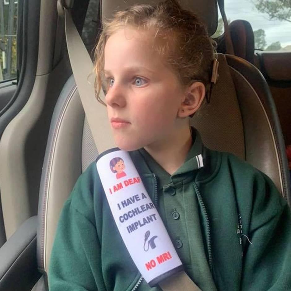 Geniale Idee: Auto-Gurt-Zubehör soll Leben retten: Australierin erhält für Erfindung weltweiten Zuspruch