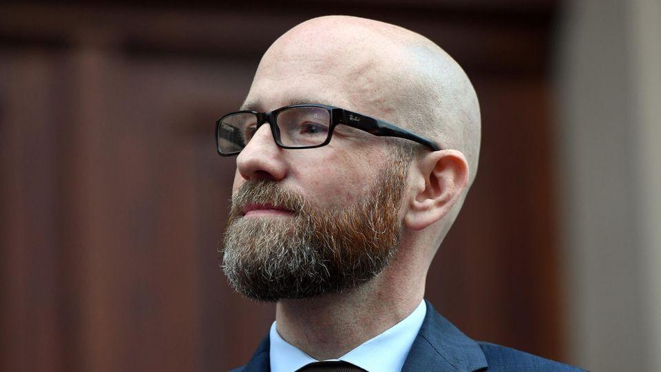 Ex-CDU-Generalsekretär Peter Tauber