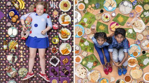 Daily Bread: Fastfood und Hausgemachtes: Was Kinder auf der ganzen Welt täglich essen