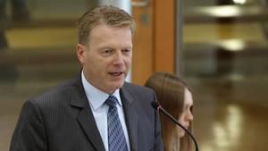 Ulrich Thomas, CDU-Fraktionsvize in Sachsen-Anhalt