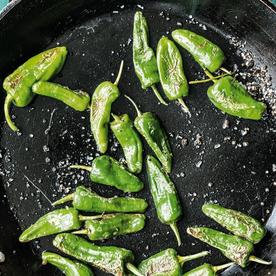 Rezept zum Nachkochen: Pimientos de Padrón – der beste Snack für den Sommer