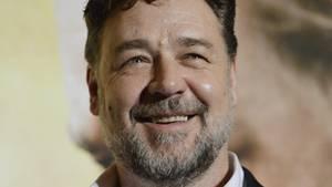 Der Schauspieler Russell Crowe