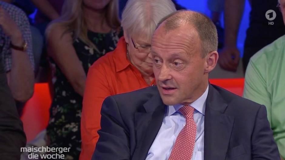 """Reaktionen auf Merz bei Maischberger: """"Wenn Merz kein Lobbyist ist, ist der BER ein Flughafen in Betrieb"""""""