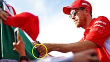 Formel-1-Pilot Sebastian Vettel
