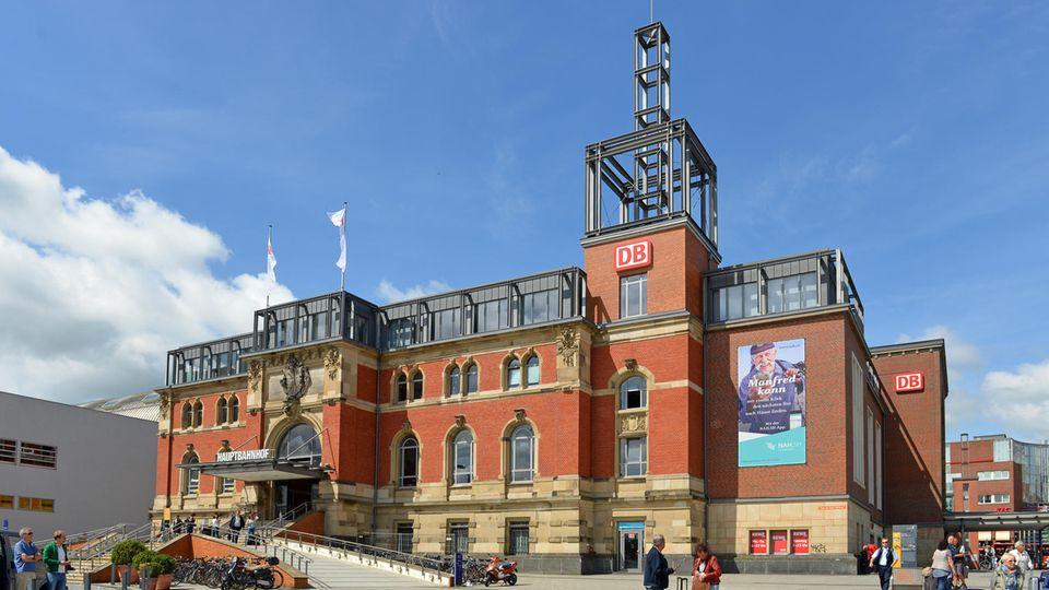 Kieler Hauptbahnhof
