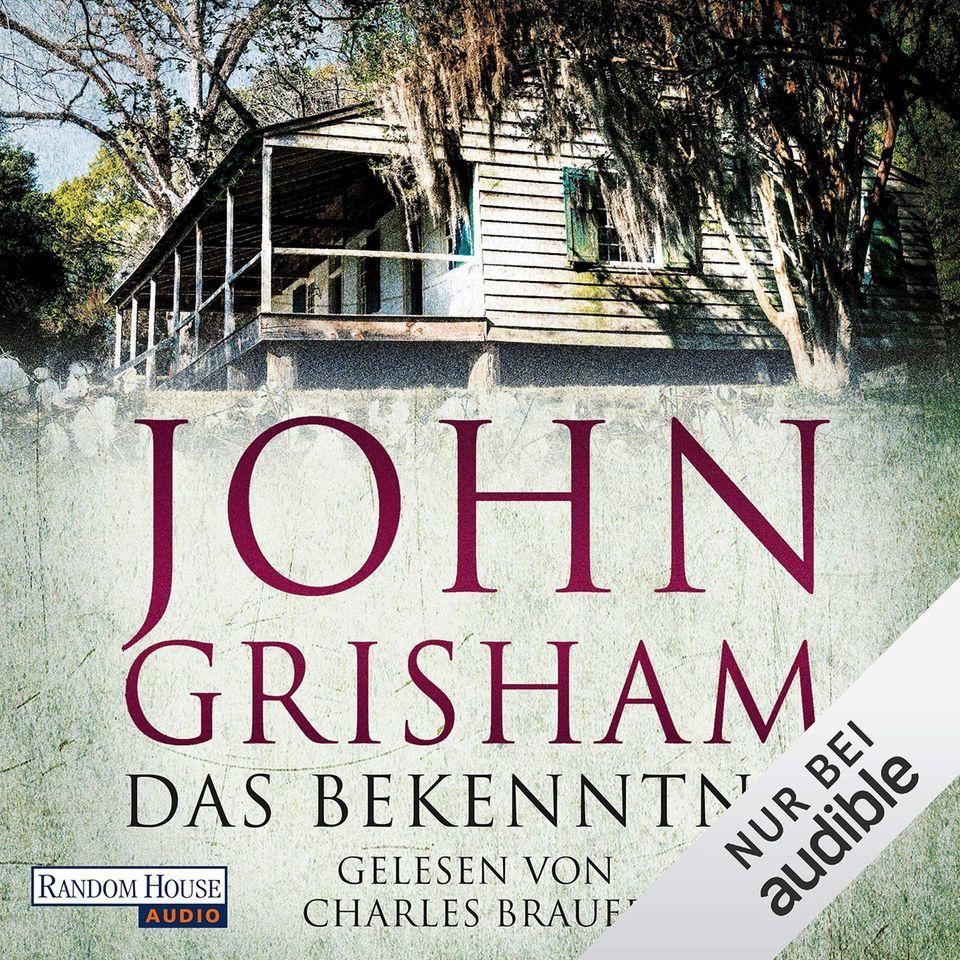 """John Grisham """"Das Bekenntnis"""""""