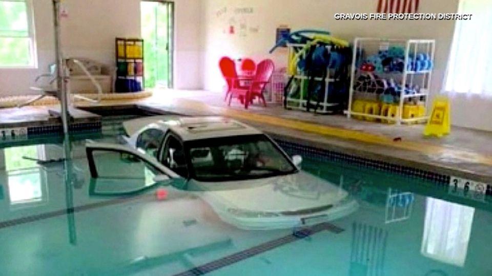 Unfall in den USA: Vater, Schwiegertochter und Enkelkind ertrinken in hauseigenem Pool