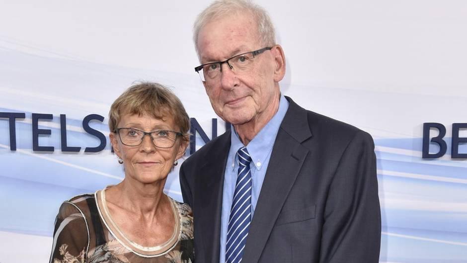 Peter Zwegat und seine Frau Liane Scholze