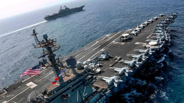 Darum heißen diese US-Schiffe nach US-Präsidenten.