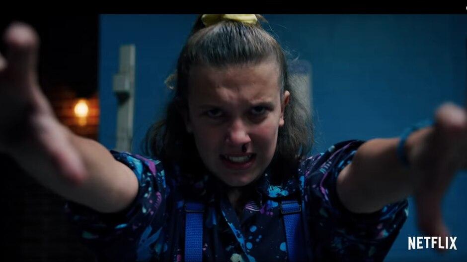 Der Trailer zur dritten Staffel von Stranger Things auf Netflix.