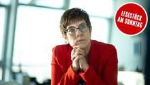 Ist Annegret Kramp-Karrenbauer kanzlertauglich? Daran zweifeln viele