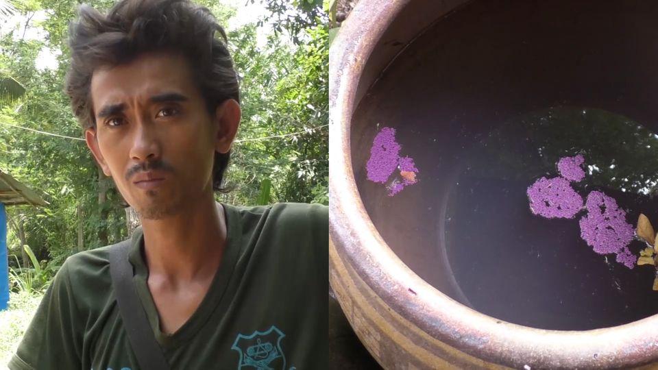 Thailand: Sak Duanjan hat versucht, seine eigenen Eltern zu vergiften – wegen eines Videospiels