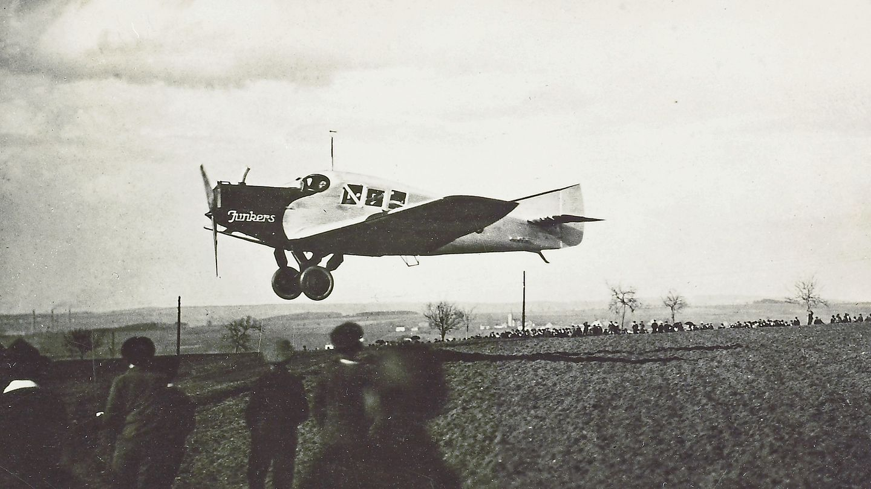 Junkers F13