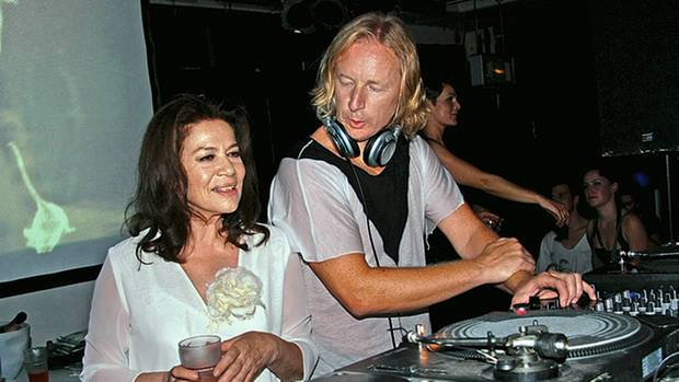 """""""Sie liebte ihn sehr, ohne sich ihm jemals zu offenbaren"""", sagt Dominik Elstner über seine Mutter und DJ Hell"""
