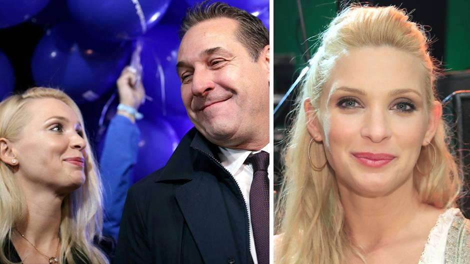 Philippa Strache kandidiert bei der Nationalratswahl auf Platz 3 der Wiener Landesliste