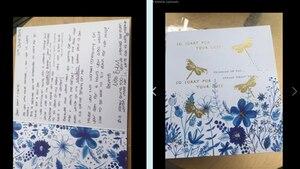 England: Putzfrau rechnet mit dieser Trauerkarte mit Ex-Chef ab