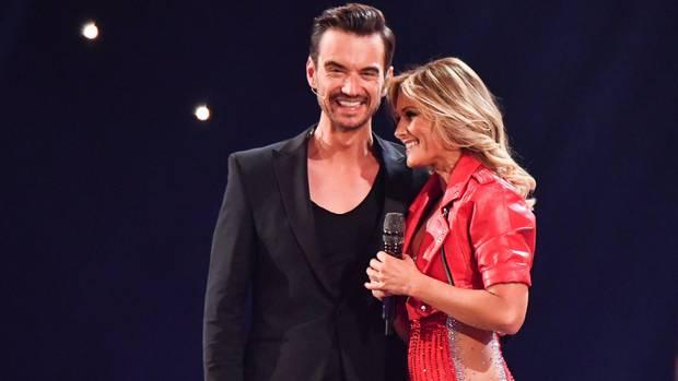 Florian Silbereisen und Helene Fischer